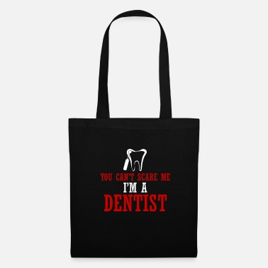 Dentist Funny Dentist T-Shirt & Gift Idea - Tote Bag
