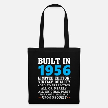 Production Year Built in 1956 - Tote Bag