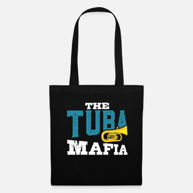 Tuba Tuba player brass instrument musician gift - Tote Bag