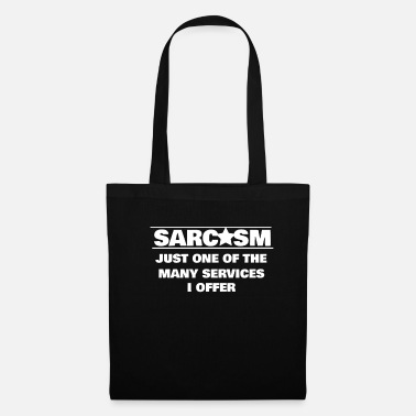 Big Bang Sarcasm Service Irony Black Humor Gift - Tote Bag