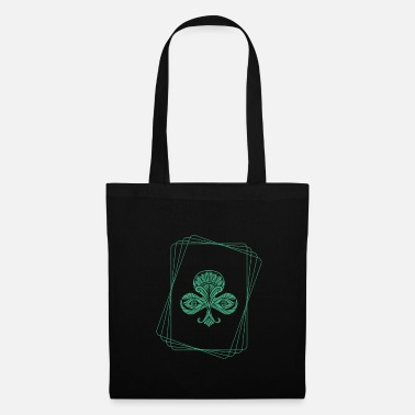 Jack Cross Poker - Tote Bag