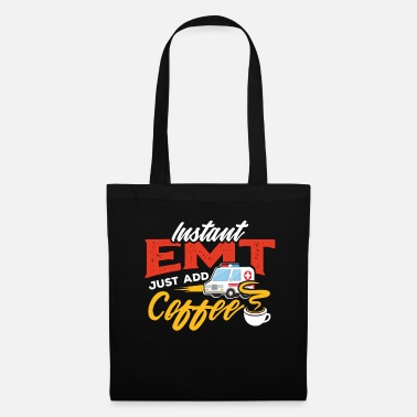 Médecin De Garde Ambulancier ambulancier - Tote Bag