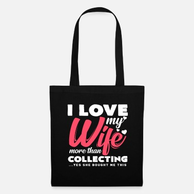 Collections Collecting - Tote Bag