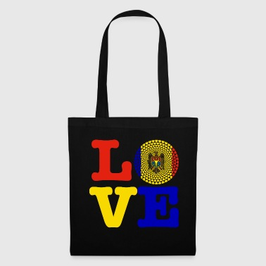 MOLDOVA HEART - Tote Bag