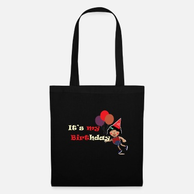 Bday Bday fille - Tote Bag
