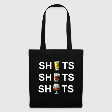 Shot SHOTS SHOTS SHOTS - Tote Bag