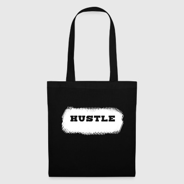 Hustle. - Tote Bag