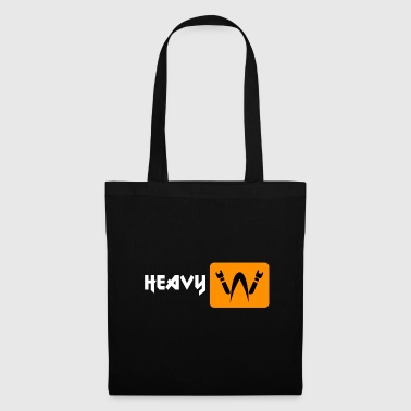 Heavy Porn - Headbanger Heavy Metal - Tote Bag