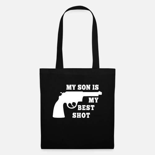 Redneck Dad Gift Idea My Son Is Best Shot Von ShirtonautDE