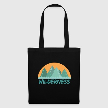 Wilderness forest - Tote Bag