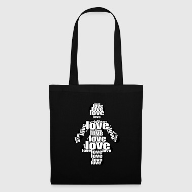 Love Love wife gift idea - Tote Bag