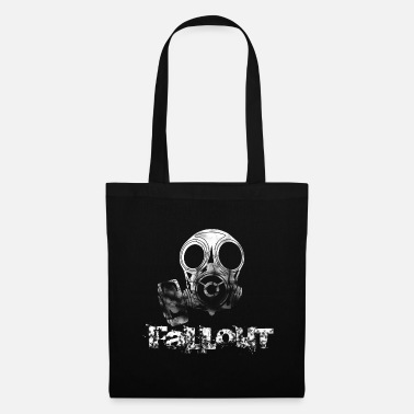 Fallout Fallout gas masks shirt - Tote Bag