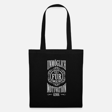 Impossible Impossible - Tote Bag