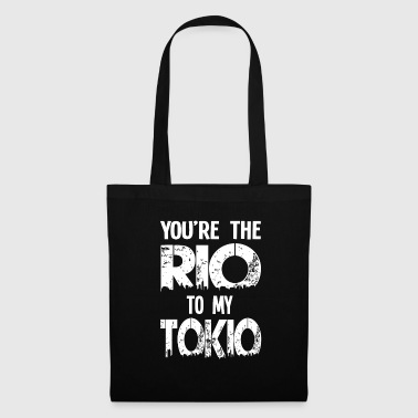 House of Money Casa De Papel Rio Tokyo Bella Ciao - Tote Bag
