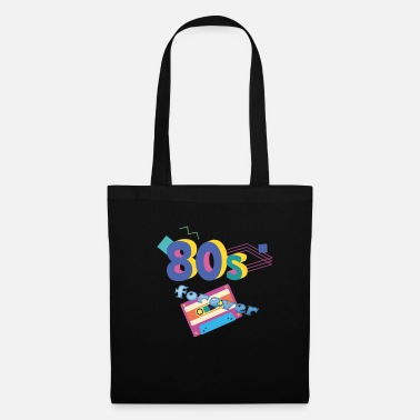 80s 80s pour toujours - Tote Bag