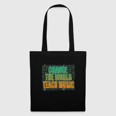 Music teacher music school musical music is life - Tote Bag