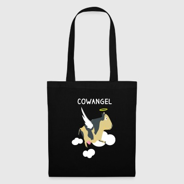 Cow angel cow angel gift - Tote Bag