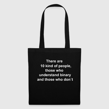 Binary Binary - Tote Bag