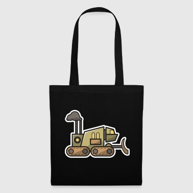 Machine à robot - Tote Bag