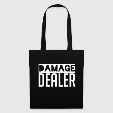 Dealer Damage Dealer - DD Damage Gamer Damage Dealer - Torba materiałowa