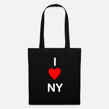 I Love New York I LOVE NEW YORK - Tas van stof