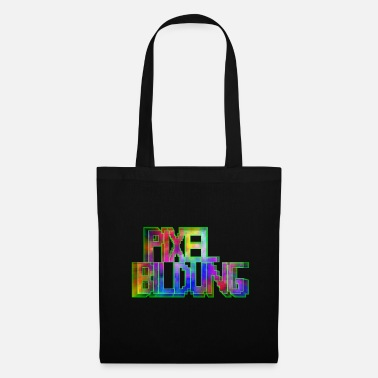 Pixel pixelation - Tote Bag
