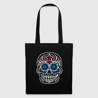 Punk Skull design skull bone skull gift - Tote Bag