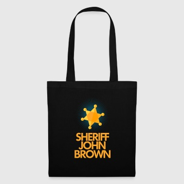 Punition Shérif, police, John Brown - Tote Bag