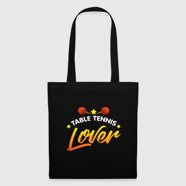 Ping-pong Ping-pong, ping-pong, tennis de table - Tote Bag