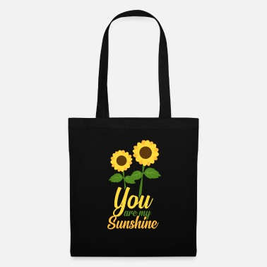 Girl Power This is something for sunny people - Tote Bag