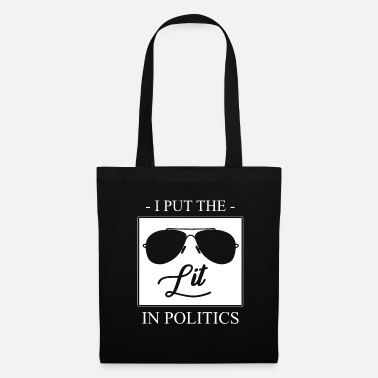 Political Politics - Tote Bag