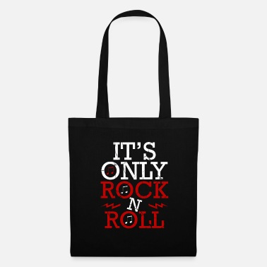 Drum N Bass Rock 'n' Roll Gift Rockandroll Rocker Music - Tote Bag