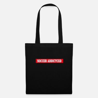 Fan Fan de football - fan de football - Sac en tissu