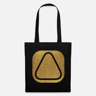Hexagon SQUARES VIERECKE ANIME 11 - Tote Bag