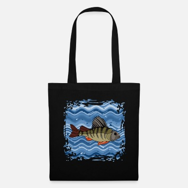 Shape poisson - Tote Bag