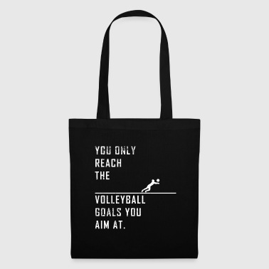 Volleyball volley-ball beach volley cadeau - Tote Bag