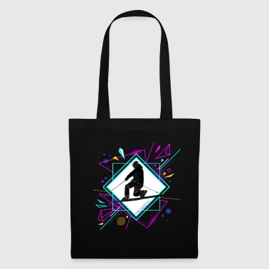 Neonstyle Telemarker - Tote Bag
