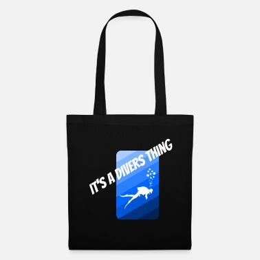 Piece dive spell - Tote Bag