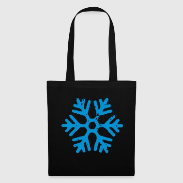 flocon de neige - Tote Bag