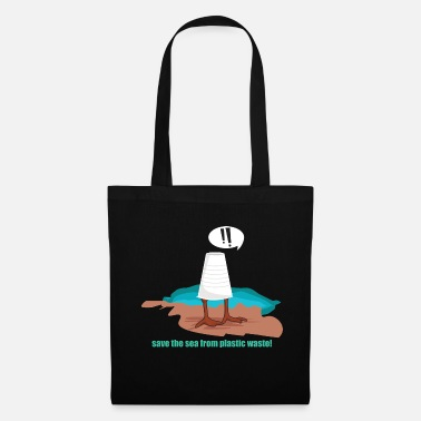 Contre Écosystème de protection de l'environnement de Save the Planet conservation - Tote Bag