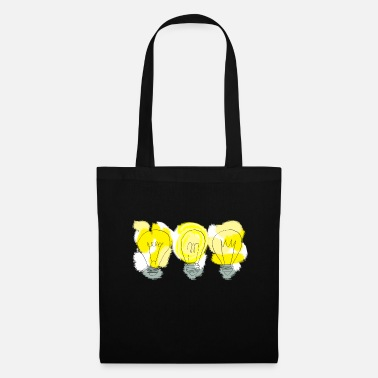 Light Licht, light, light, light bulb - Tote Bag
