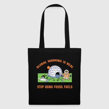 Global Warming - Tote Bag