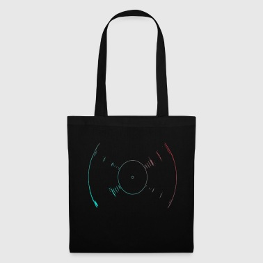 Vinyl record / LP / NEON - Tote Bag