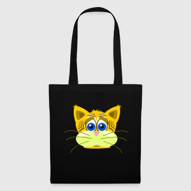 Anxieux Anxieux chat - Tote Bag