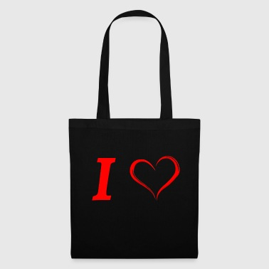 I Love I love I love in Love - Tote Bag