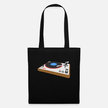 Turntable Turntable turntable - Tote Bag