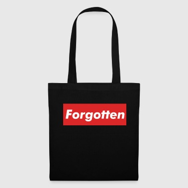 Forgotten - Tote Bag