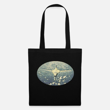 Fighter Jet jet fighter - Tote Bag