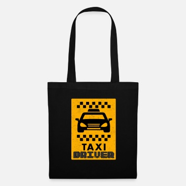 Taxi Taxi Driver - Taxi Driver (bil) - Stoffveske