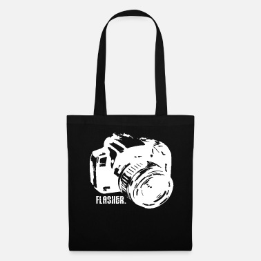 Lightning Photographer Photography Camera Camera Gift - Tote Bag